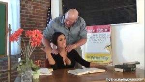 large breasts as giant dicks dylan ryder big tits
