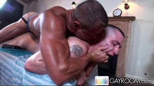 oily stimulation ass massage very exciting so enjoy pornstar gay