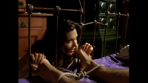 laura harring eating dougray toes solo male