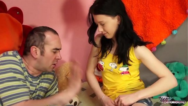 teenyplayground naive innocent young small tits