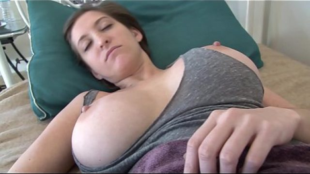 Big Tits Teen sleeping sexy immature takes on