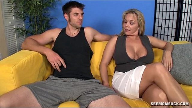 MILF Fuck milf sucking and tit nail thing what a bod