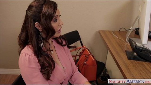 Office Fuck yummy francesca le intercouse in the office